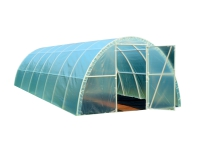 Tunel foliowy As10 [30 m2] 10,0 x 3,0 x 1,9 m UV4
